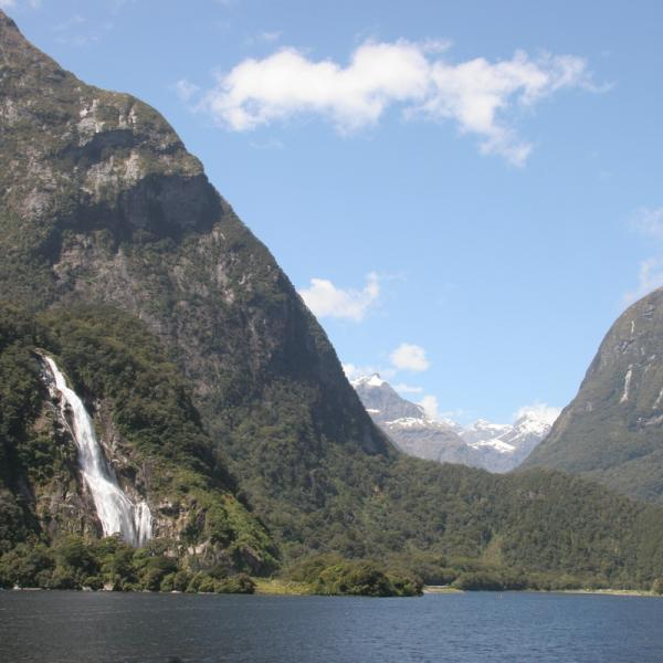 Milford Sound New Zealand One of our Garden Holidays
